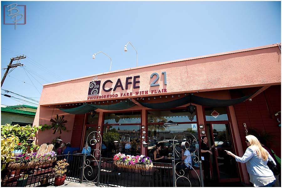 cafe 21 san diego photography