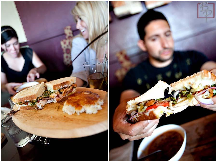 san diego sandwich photography