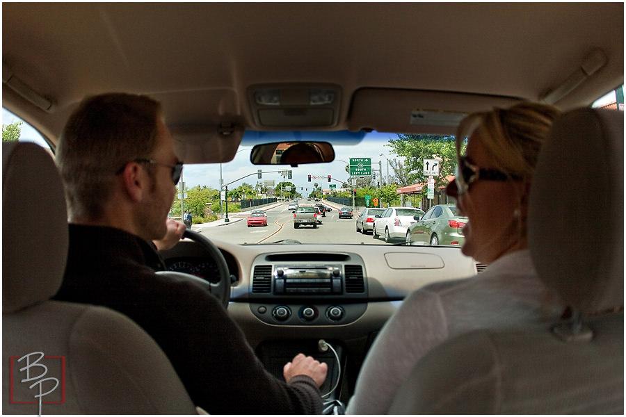 driving san diego