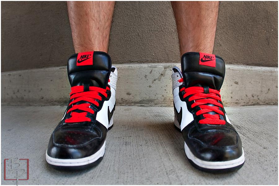 SB Nike Dunks San Diego