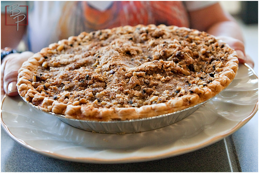 Homemade apple pie kensington