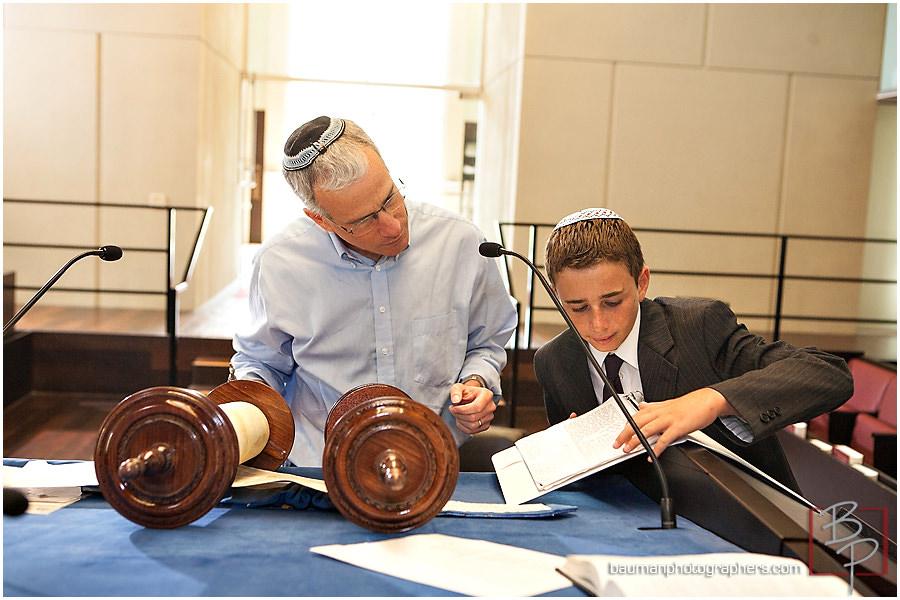 Torah reading photo