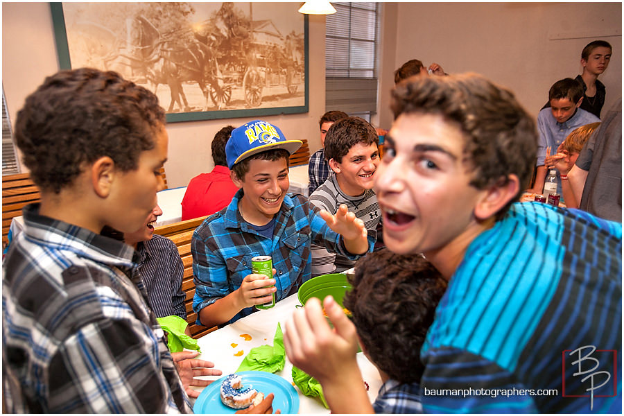 Bar Mitzvah party images