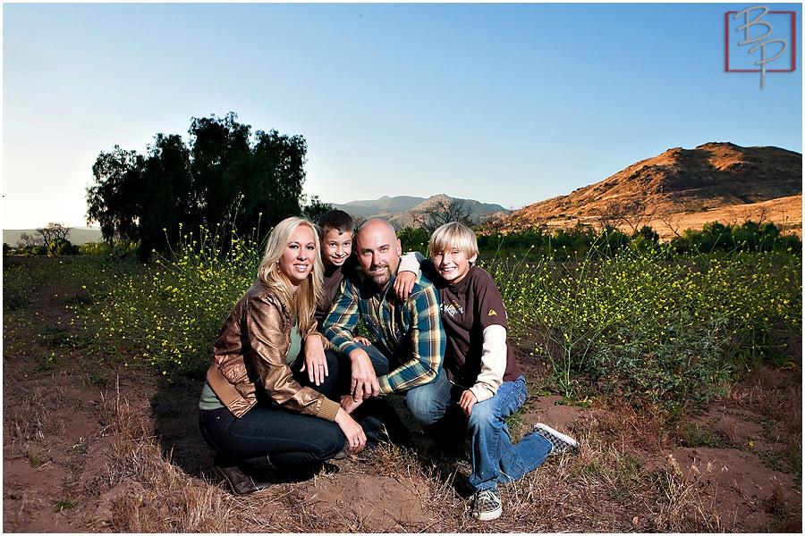 Family Portraiture Escondido