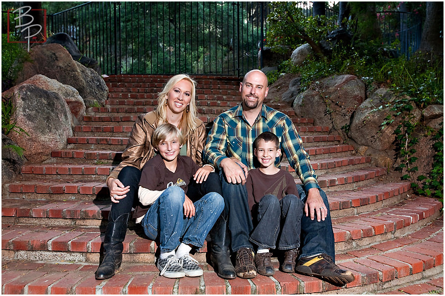Family Portrait Photography in San Diego
