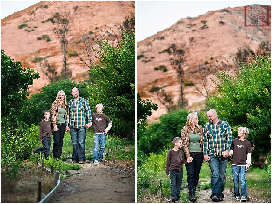 Family Portrait Photography San Diego