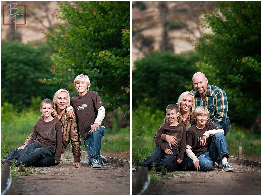 Family Photography Session Escondido