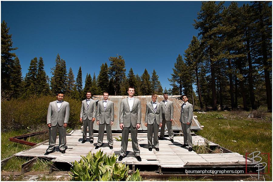 groomsmen fun image