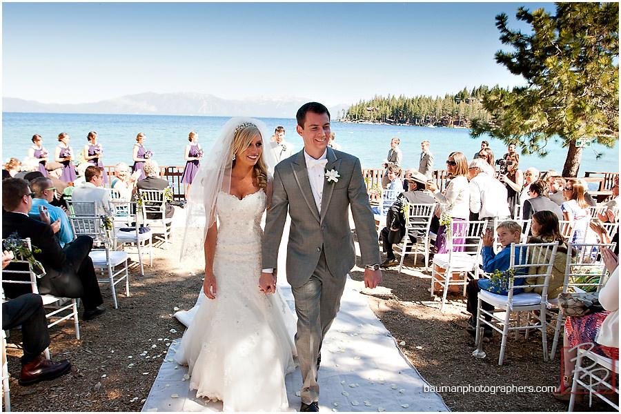 Lake Front wedding photos