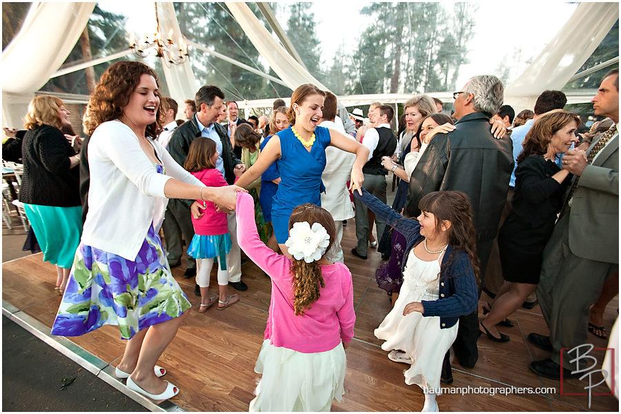 Kehlet Mansion wedding