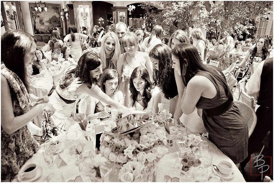 San Diego photography of Armenian wedding shower