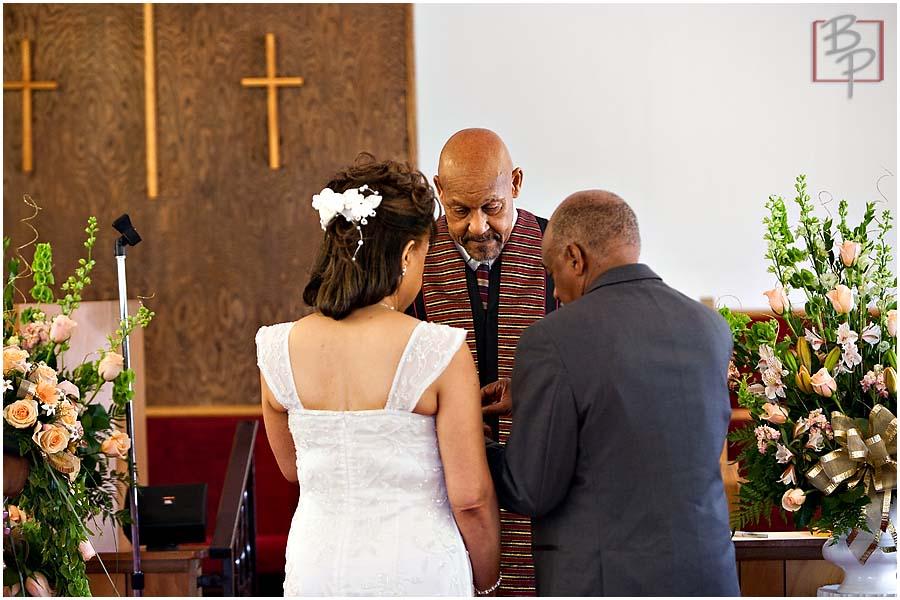 Baptist Wedding