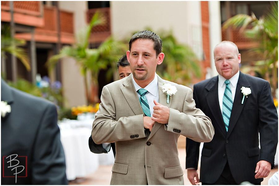 Destination wedding La Jolla