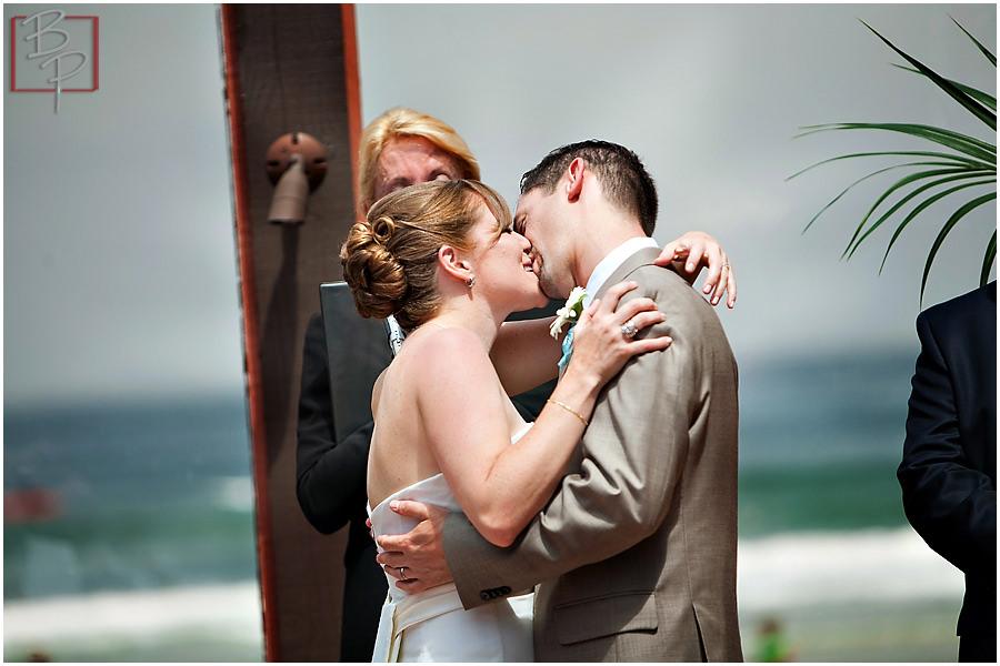 Bauman Wedding photography at La Jolla Shores Inn