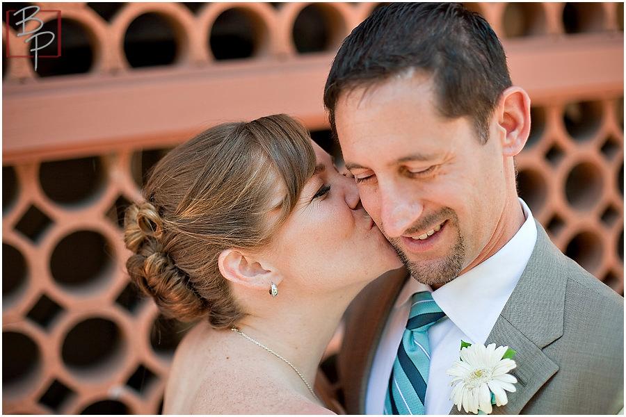 Photographing a wedding La Jolla