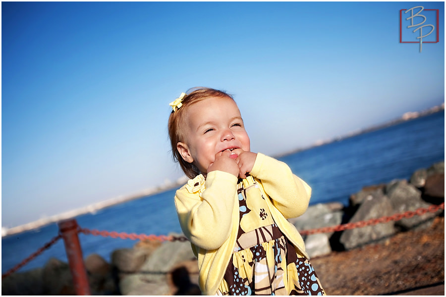 Bauman San Diego Family Portrait Photography
