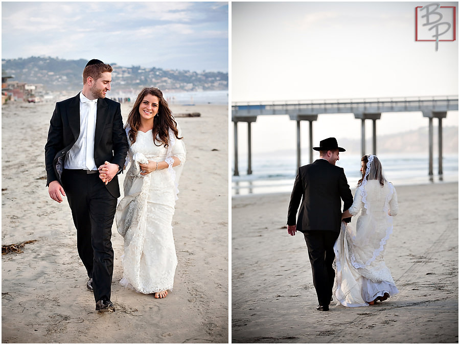 Traditional Jewish Bride