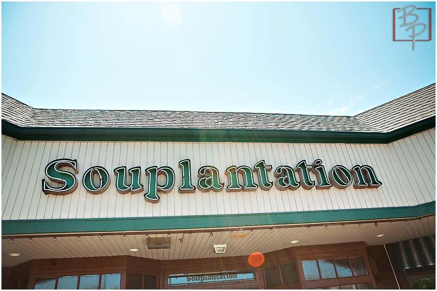 Souplantation Restaurant in Mission Valley