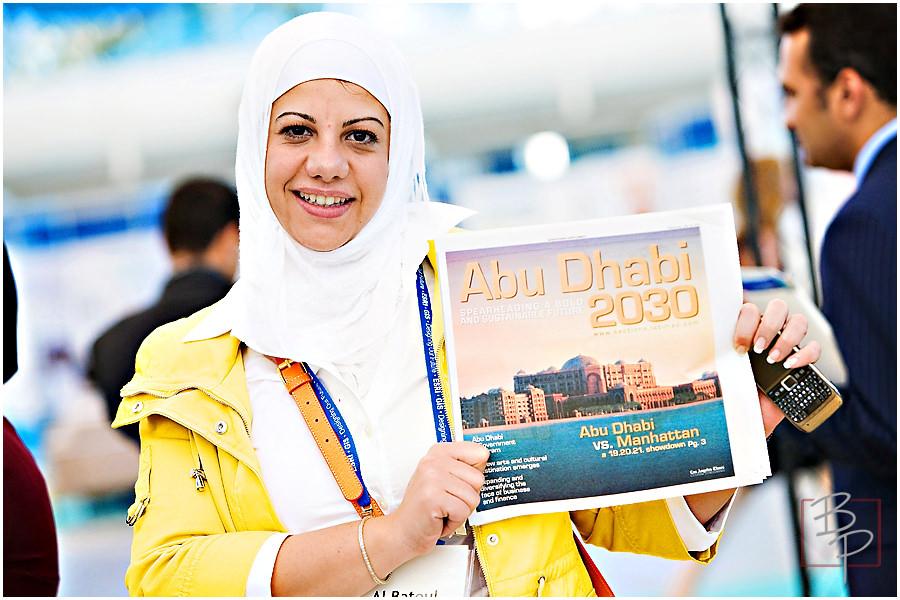 Abu Dhabi 2030 San Diego