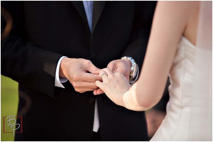 Wedding ceremony photography in San Diego