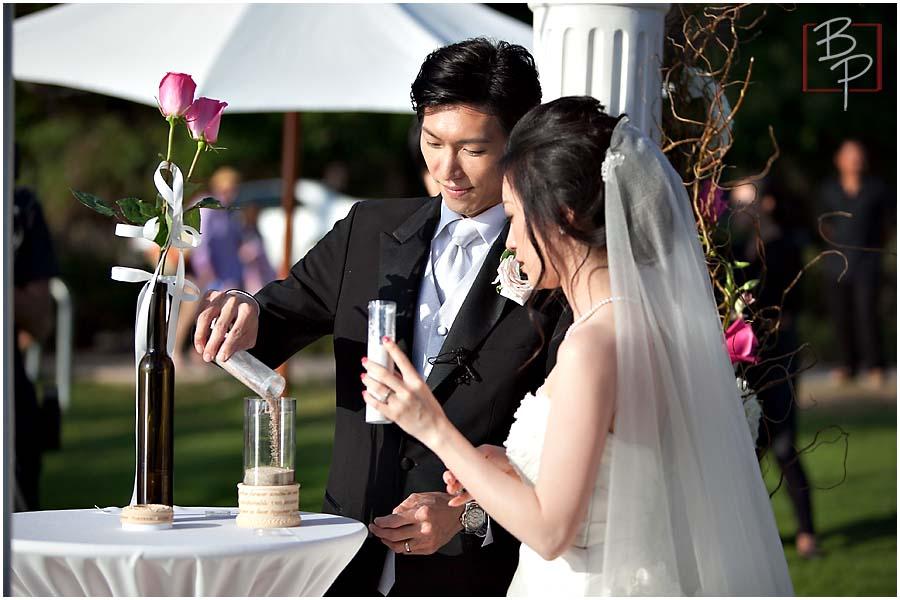 Wedding photographs in La Jolla