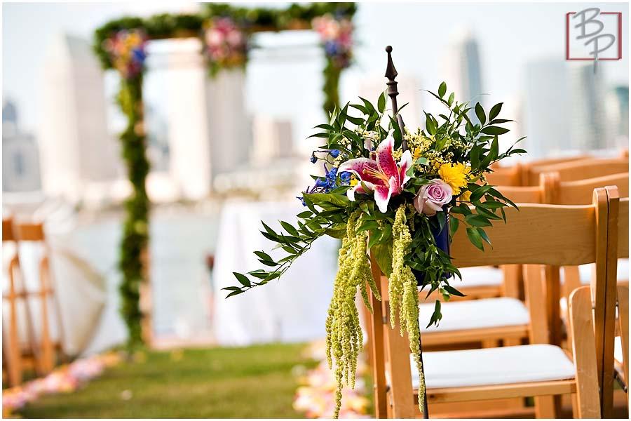 Decoration Photography San Diego Wedding