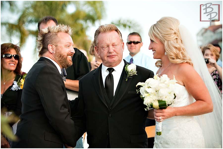 San Diego Outdoor Wedding Photography
