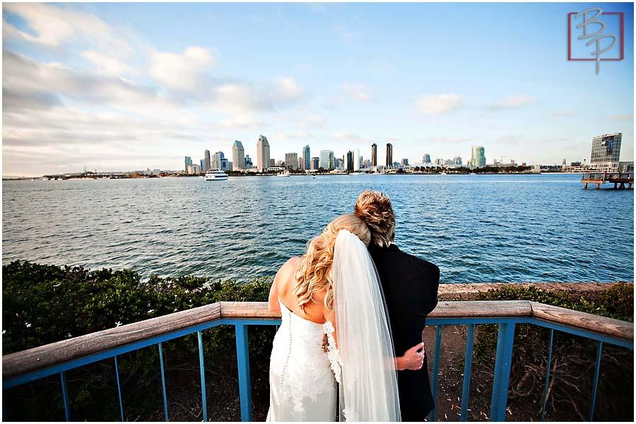 Coronado Wedding Photography San Diego Couple