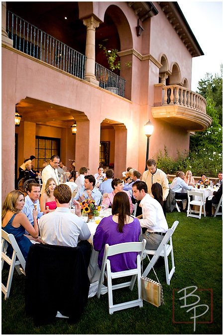 Grand Del Mar Rehearsal Dinner