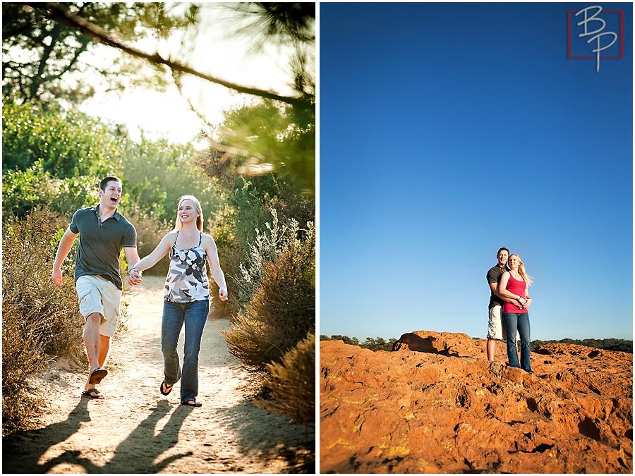 San Diego Torrey Pines engagement