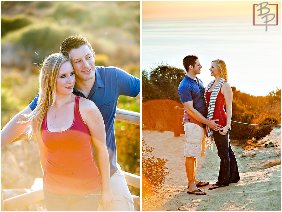 Torrey Pines Engagement Photography