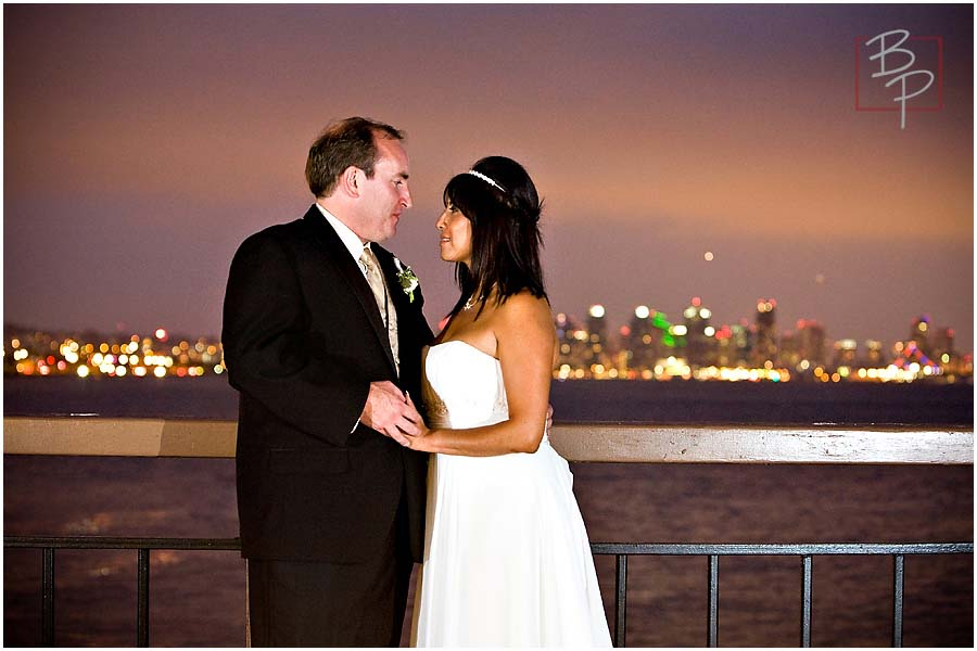 Tom Ham's San Diego Wedding