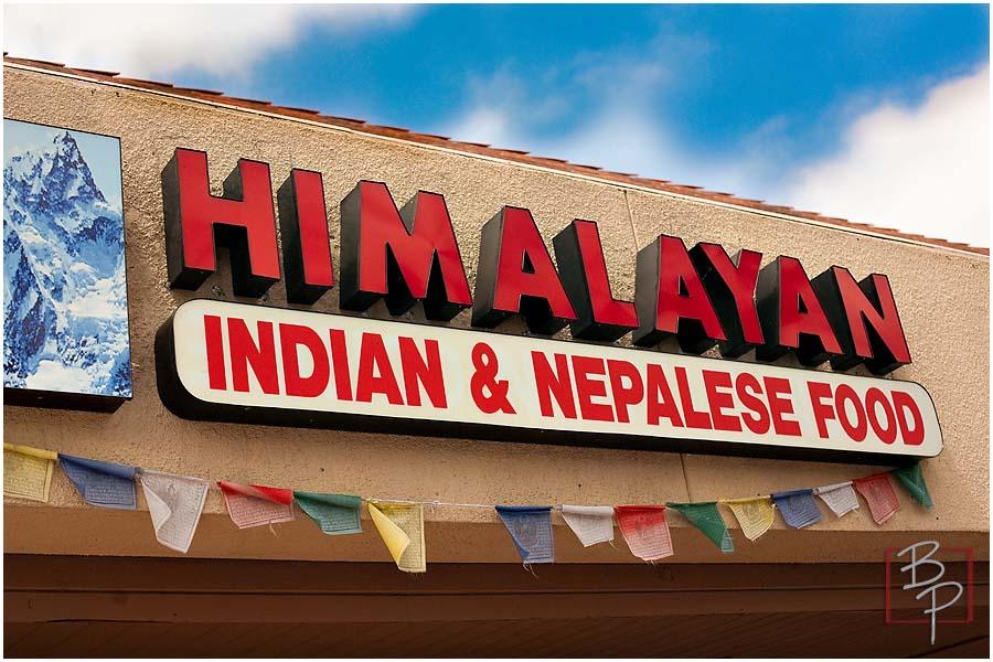 Himalayan Cuisine at La Mesa in San Diego