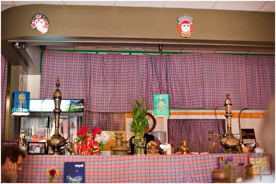 Himalayan Cuisine Counter