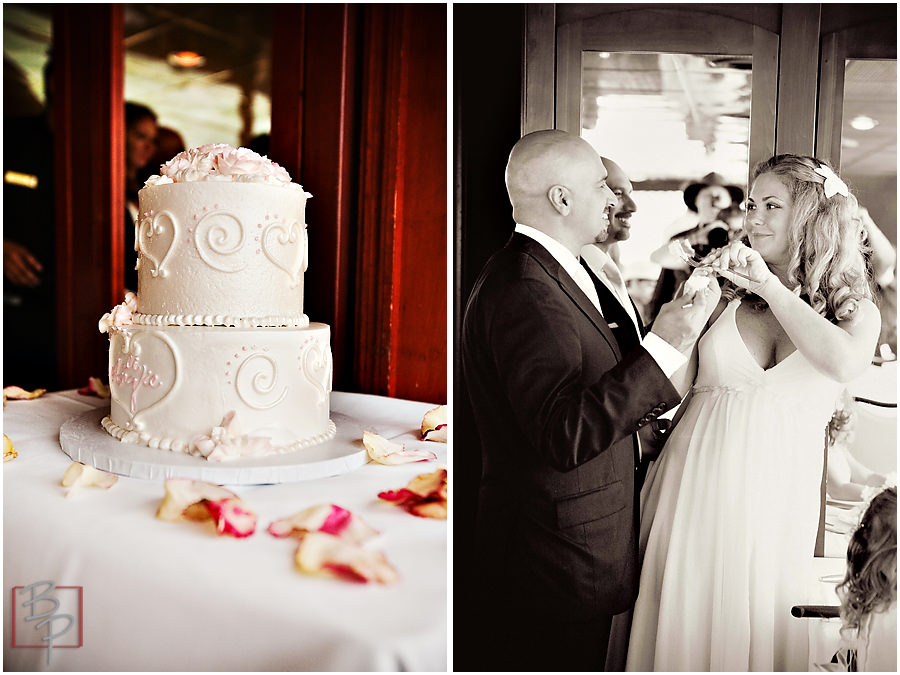 san diego wedding cake image