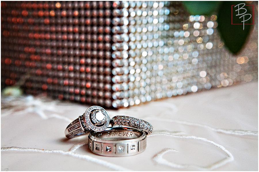 San Diego Wedding Details Rings