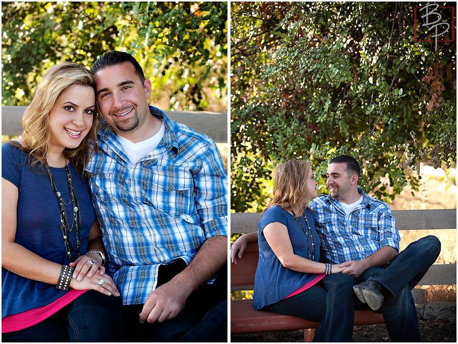 Armenian couple engagement session