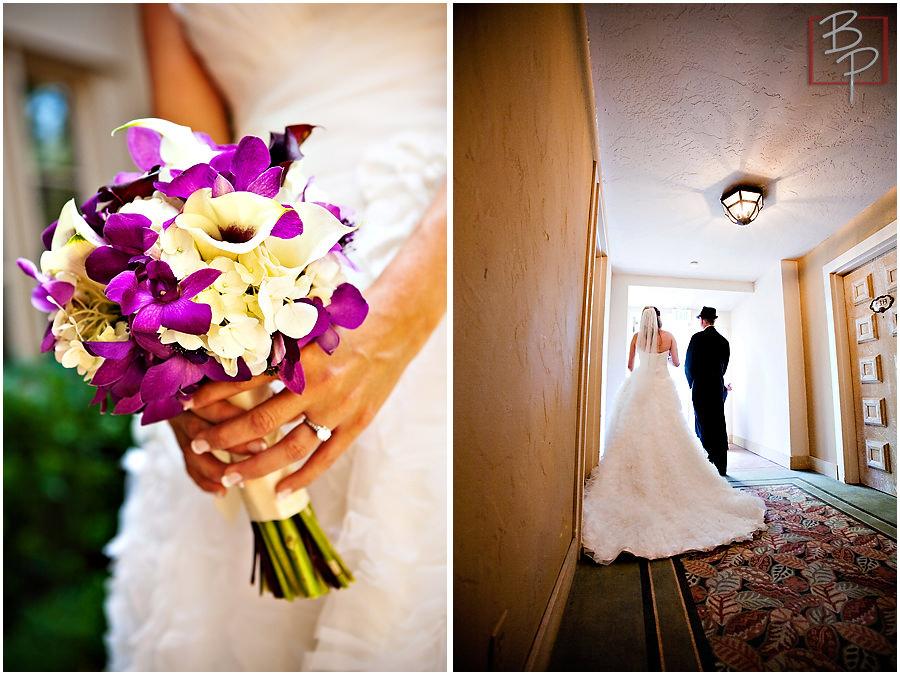 Paula Rae Flowers at Rancho Bernardo Wedding