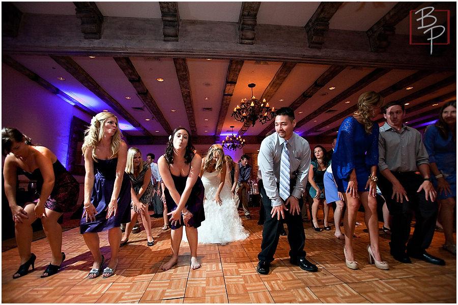 Elite British DJ San Diego Wedding