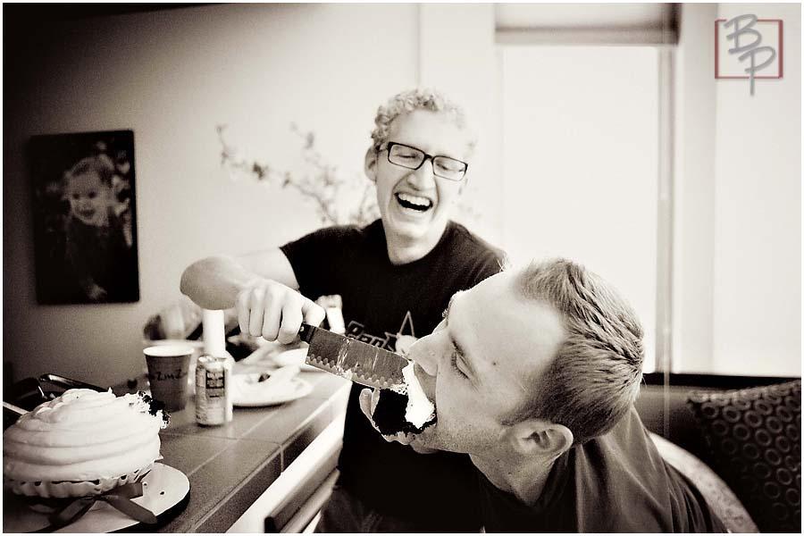 Bauman Photographers celebrating 10 years at Kensington Studio