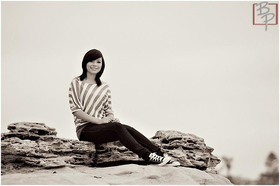 Quniceanera photography portrait session