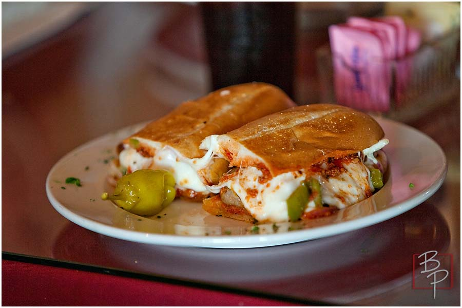 Italian sandwich from Etna Ristorante and Pizza House