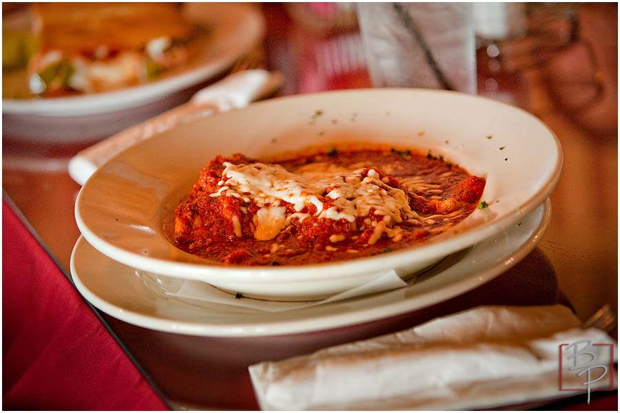 Italian soup at Etna Ristorante and Pizza House