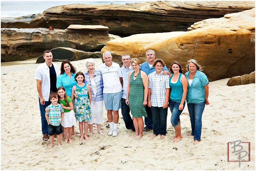 Family portait photography