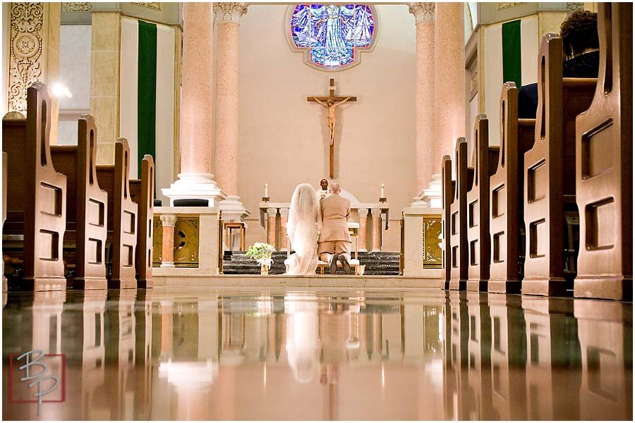 San Diego Chapel Wedding Photography
