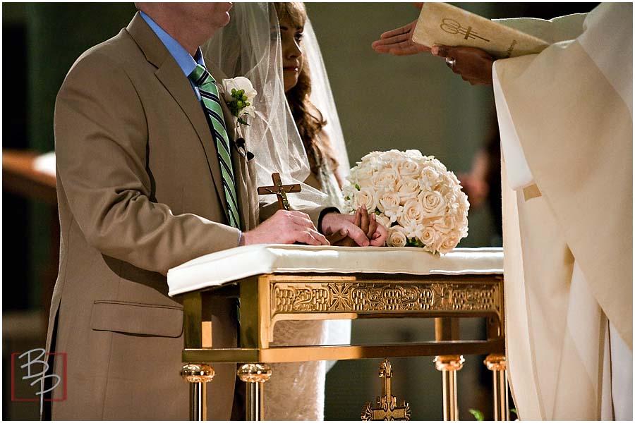 Chapel Indoor Wedding