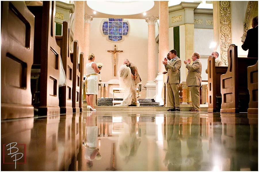 San Diego Indoor Wedding