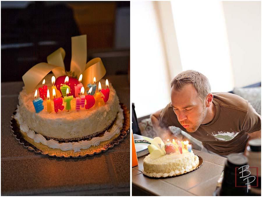 Kensington Birthday Cake