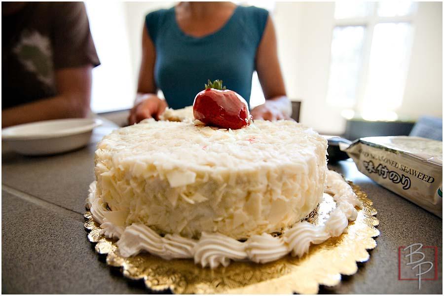 Awesome San Diego Photographer's Birthday Cake