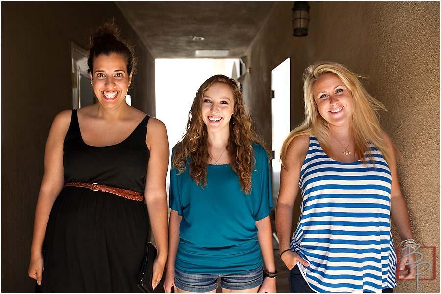 Bauman Photographers Girls at Kensington Studio